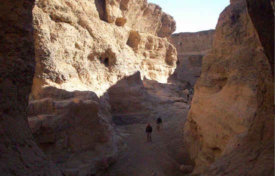 Sesriem Canyon Excursions