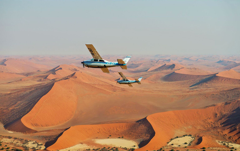 Sossusvlei Lodge Adventure - Scenic flights