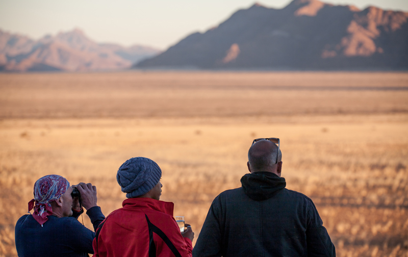 Sossusvlei Lodge Adventure - Sundowner Spot