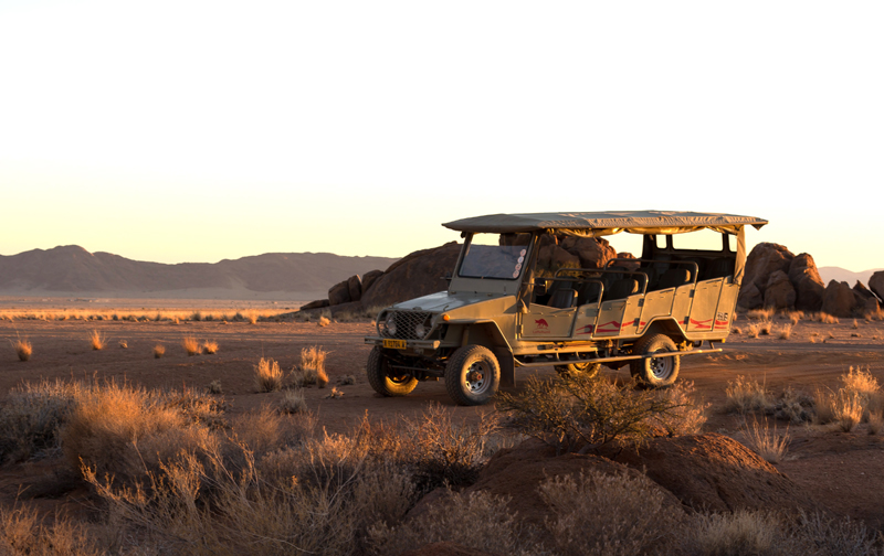 Sossusvlei Lodge Adventure - Sundowner Drive