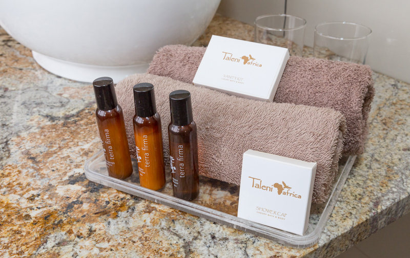 Sossusvlei Lodge - Bathroom Amenities
